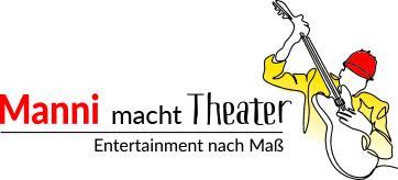Manni macht Theater Logo